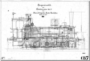 C-Tender-Lokomotive (2861)