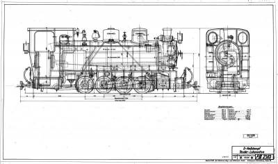 D-Tender-Lokomotive (23332)