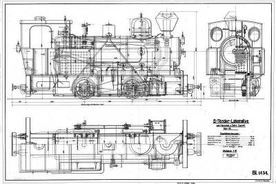 B-Tender-Lokomotive (17884-85 + 18457)