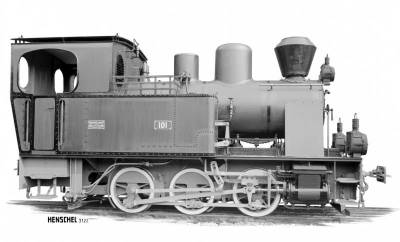 C-Tender-Lokomotive (20244-20245)