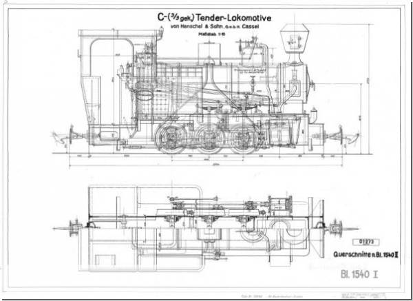 C-Tender-Locomotive (19682-19683)
