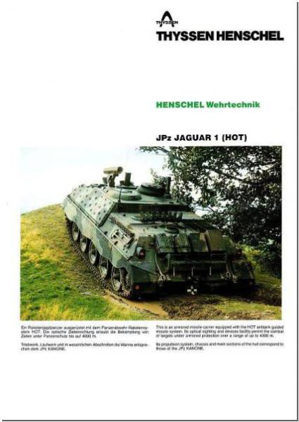 JPz Jaguar 1 HOT