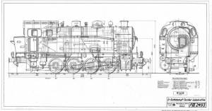 D-Tender-Lokomotive (24421)